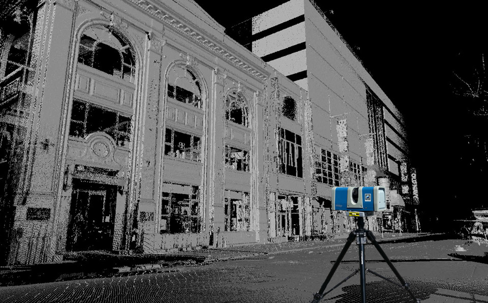 3D Scanning For Architecture