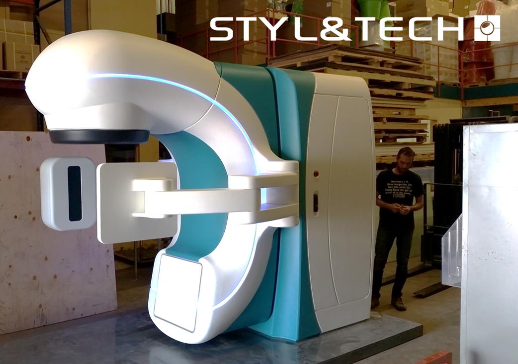Services de prototypage de maquette d'équipement médicale